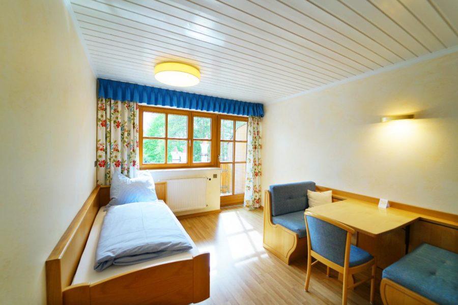 Bild für 1-Zimmer-Apartment mit Balkon