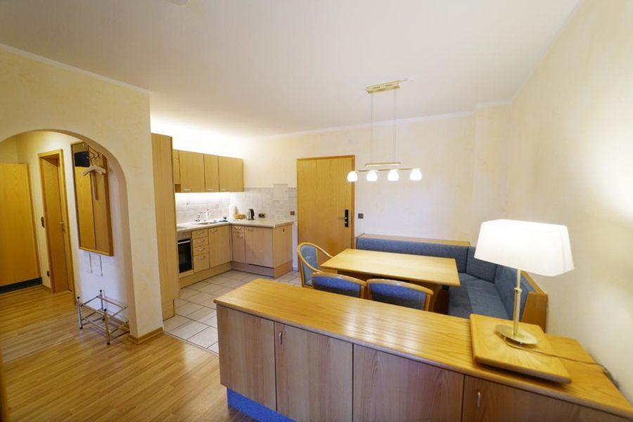 Bild für 2-Zimmer-Apartment mit Balkon